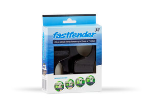Fastfender 32 Black - packing unit for boat fender hangers